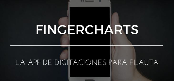 Fingercharts, la app de digitaciones para la flauta