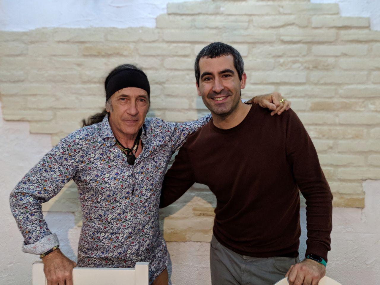 Entrevista a Jorge Pardo (Parte I)